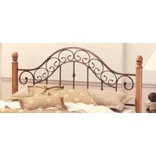 <strong>Hillsdale Furniture</strong> San Marco Metal Headboard