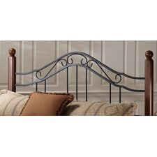 <strong>Hillsdale Furniture</strong> Madison Metal Headboard