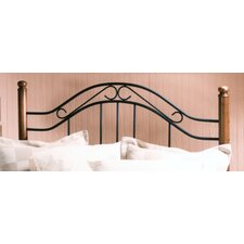 <strong>Hillsdale Furniture</strong> Winsloh Metal Headboard