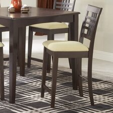 Tiburon Non-Swivel Counter Stools (Set of 2)