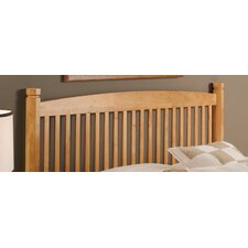 <strong>Hillsdale Furniture</strong> Oak Tree Slat Headboard