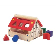 <strong>Wonderworld</strong> New Posting House Shape Sorter