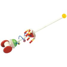 <strong>Wonderworld</strong> Spinny Walker Push Toy