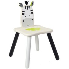 Zebra Kid's Desk Chair