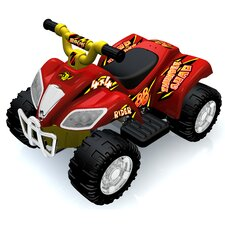<strong>New Star</strong> Jumbo Quad 6V Battery Powered ATV