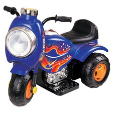 <strong>New Star</strong> Sit N Ride Cruiser 6V Battery Powered Motocycle