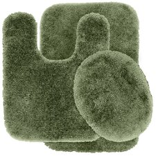 <strong>Garland Rug</strong> Finest Luxury Bath Rug (Set of 3)