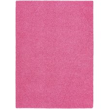 Magic Odor Eliminating Pink Diamond Shazaam Rug