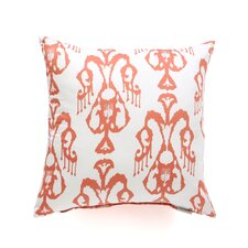 Bali Coral Cotton Pillow