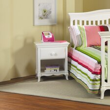 Mantova 1 Drawer Nightstand