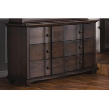 Onda Double 6 Drawer Dresser
