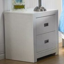 <strong>PALI</strong> Novara 2 Drawer Nightstand