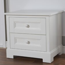 Aria 2 Drawer Nightstand