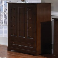 Aria 5 Drawer Dresser