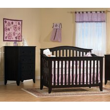 Salerno 4-in-1 Convertible Crib Set