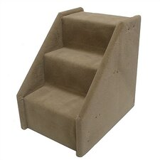 Bear's Stairs™ Three-Step Mini Value Line Pet Stairs in Beige