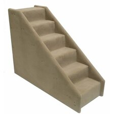 Value Tiny 6 Step Dog Stairs