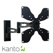 "Full Motion Tilt/Articulating Arm Wall Mount for 19"" - 32"" Flat Panel Screens"