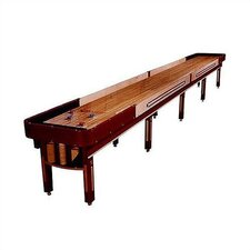 Grand Deluxe Shuffleboard with Optional Accessories