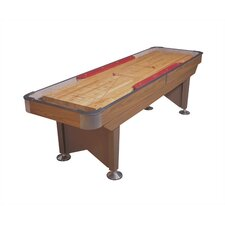 Classic Cushion Shuffleboard with Optional Accessories