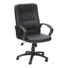 Obsidian High-Back Executive Chair