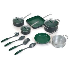 13-Piece Nonstick Cookware Set