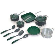 13-Piece Nonstick Cookware Set