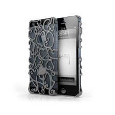 iPhone 5/5S Amore Metal Art Snap-on Case