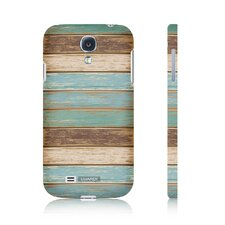 Vintage Wood Snap-on Samsung Galaxy S4 Case