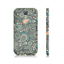 Royal Paisleys Snap-on Samsung Galaxy S4 Case
