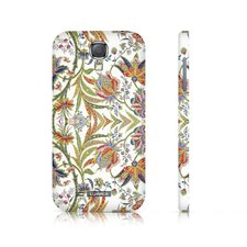 Abstract Floral Snap-on Samsung Galaxy S4 Case