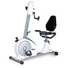 Dual Motion Recumbent Bike