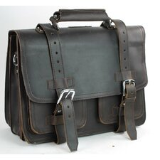 CEO Full Leather Briefcase and Backpack