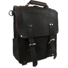 Hiker Leather Backpack
