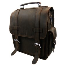 Heavy Duty Leather Backpack