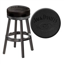 "Jack Daniel's 30.25"" Wood Bar Stool"