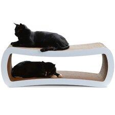 Jumbo Cat Cardboard Scratching Lounge