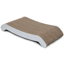 Reversible Curve Cardboard Scratching Board