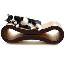Deluxe Cat Scratcher Lounge
