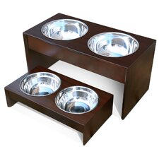 Elevated Pet Bowl Holder