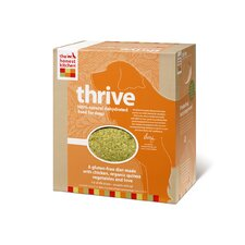 Thrive Dehydrated Dry Dog Food