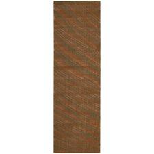New Patina Copper Rug