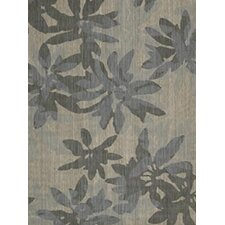 <strong>Calvin Klein Home Rug Collection</strong> Urban Winter Flower Vapor Rug