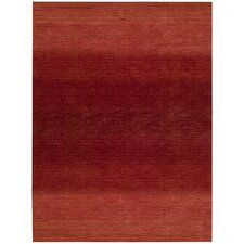 <strong>Calvin Klein Home Rug Collection</strong> Linear Glow Sumac Rug