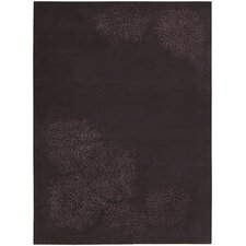 Reflective Mulberry Rug