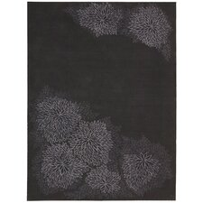 Reflective Nightshade Rug