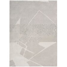<strong>Calvin Klein Home Rug Collection</strong> Reflective Pearl Rug