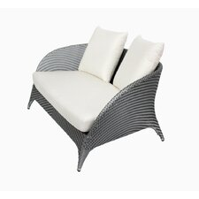 Flora Loveseat with Cushions