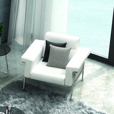 Eden Lounge Chair with Cushions