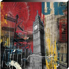 "<strong>100 Essentials</strong> ""London"" Painting"